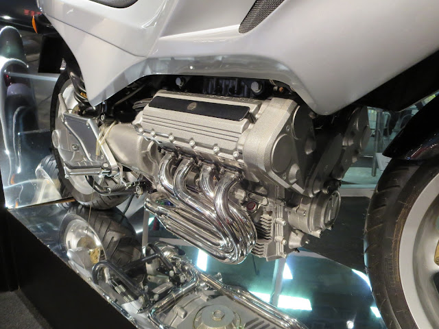 Morbidelli V8 Motorcycle Barber Museum