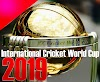 Cricket World Cup Matches Schedule 2019
