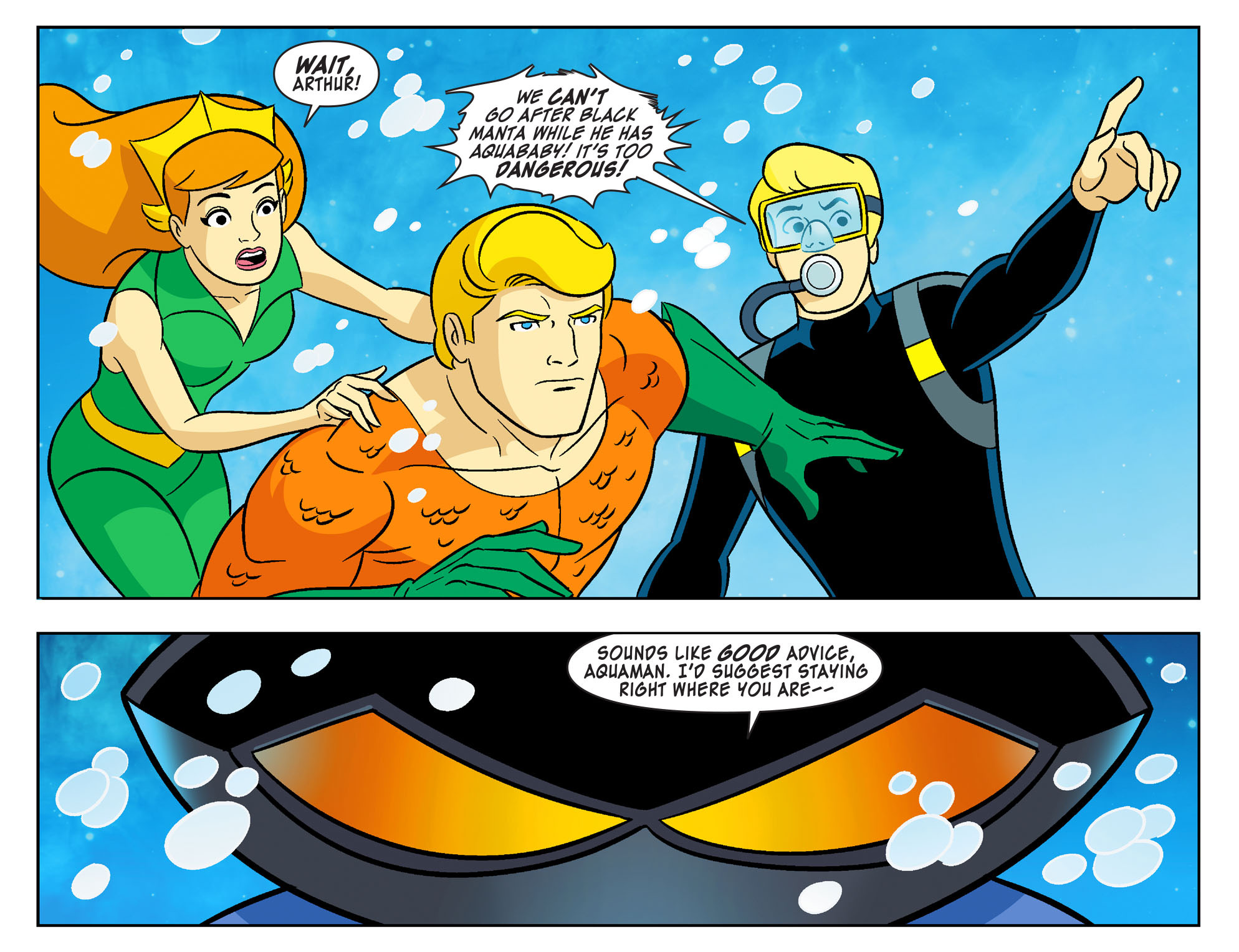 Read online Scooby-Doo! Team-Up comic -  Issue #28 - 5
