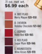 avon catalog lipstick choices