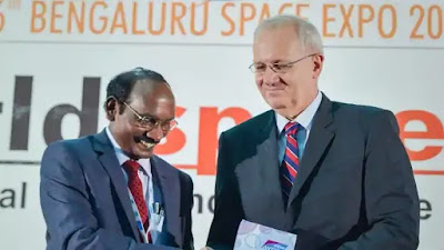ISRO and CNES Sign Key Agreements