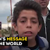 HEARTBREAKING: A Young Syrian Survivor has a powerful message to the world
