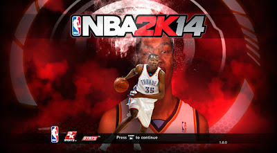 NBA 2K14 Kevin Durant KD Game Cover Mod