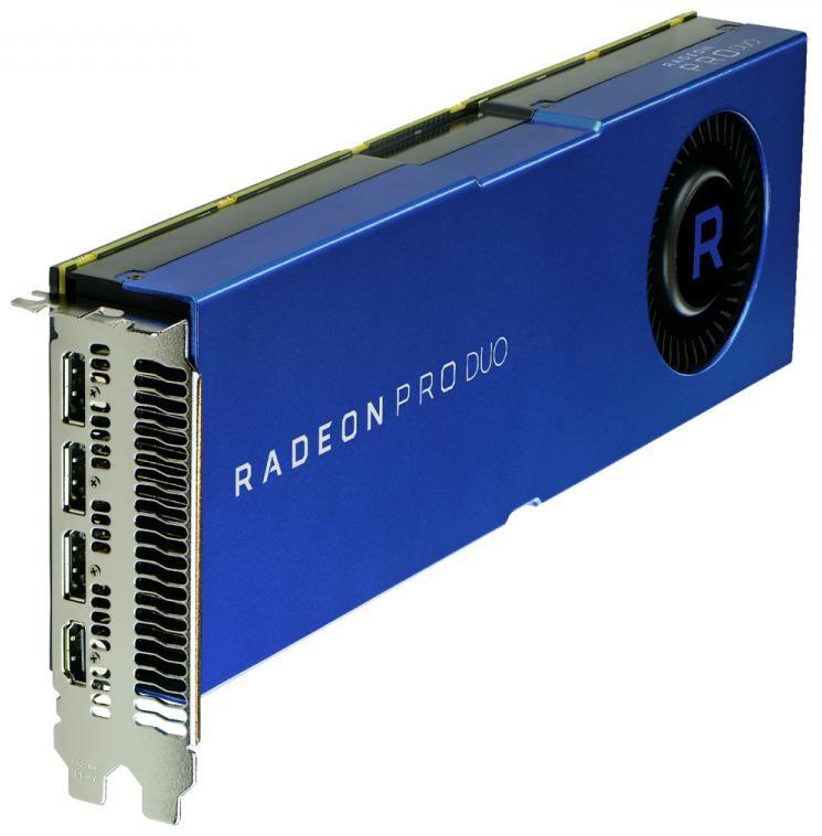 AMD Lança Nova Radeon Pro Duo