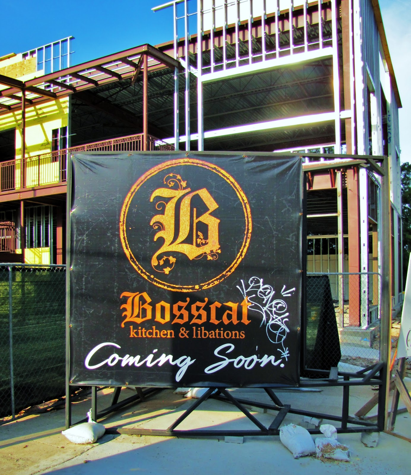 Houston Streetwise: Bosscat Kitchen & Libations Coming Soon to HTX ...