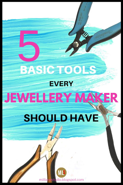 5 Basic jewellery making tools guide