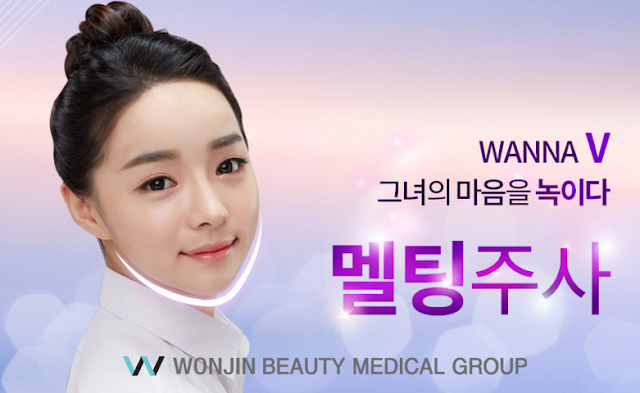 Wanna Be, Wanna V, Wonjin Beauty Medical Group Melting Injection