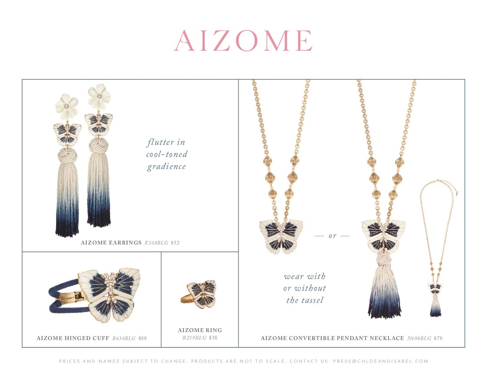 Perfectly Pretty Spring Jewelry From The Chloe And Isabel
