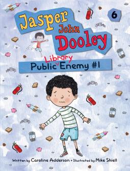 http://www.bookdepository.com/Jasper-John-Dooley--Public-Library-Enemy--1/9781771380157/?a_aid=karenmomofthreescraf