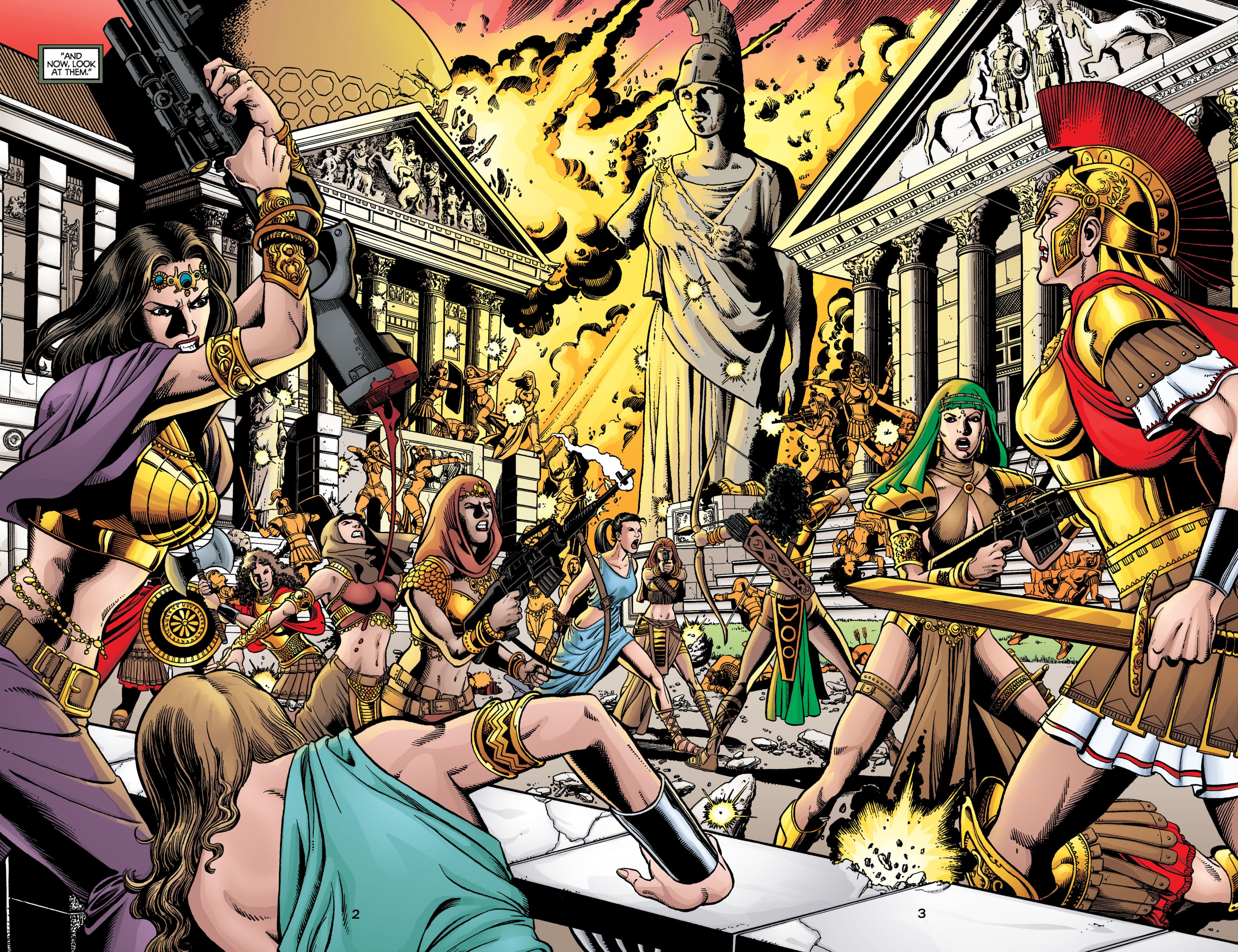 Read online Wonder Woman (1987) comic -  Issue #169 - 4