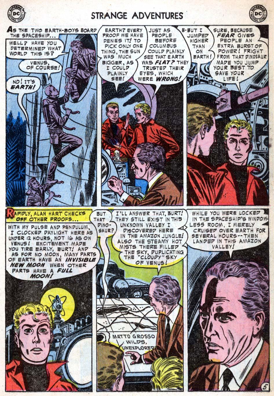 Strange Adventures (1950) issue 50 - Page 17
