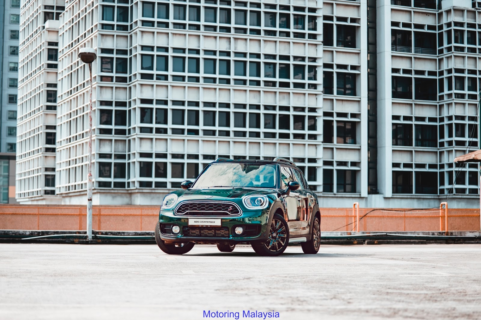 Motoring Malaysia Two New Mini Countryman Variants Launched For The