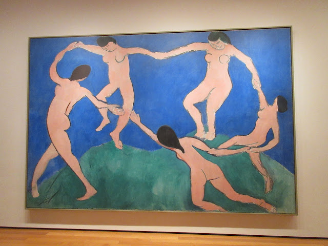 La danza, Matisse, MOMA, Museum of Modern Art, New York,  Elisa N, Blog de Viajes, Lifestyle, Travel