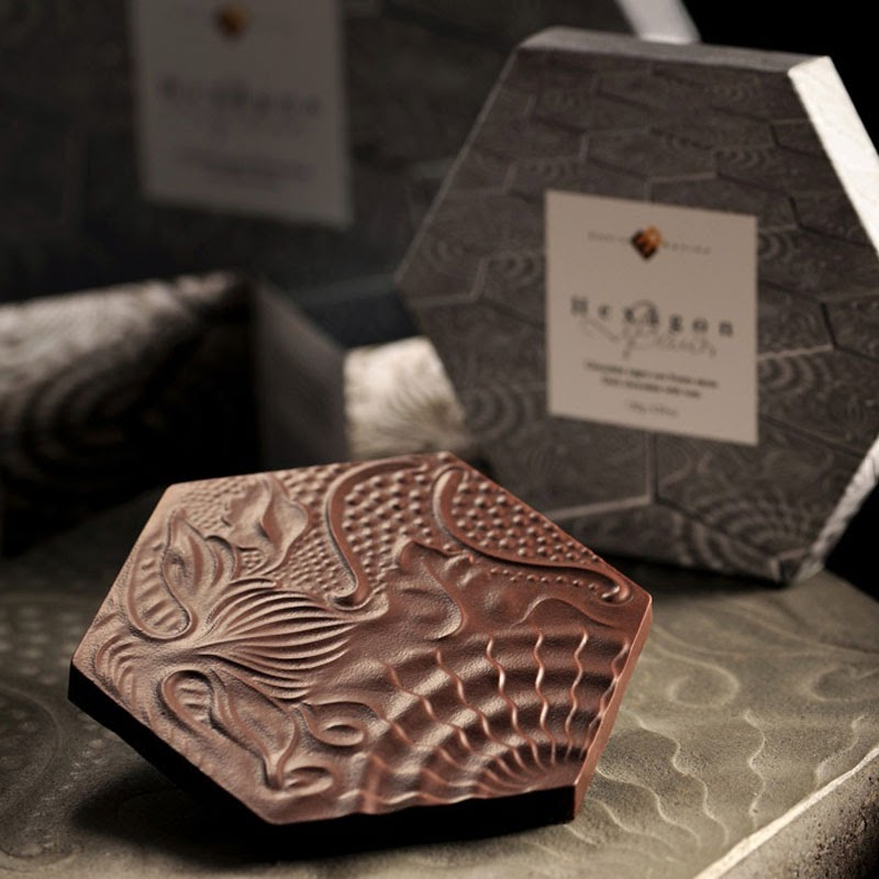 Originales packagings de chocolate
