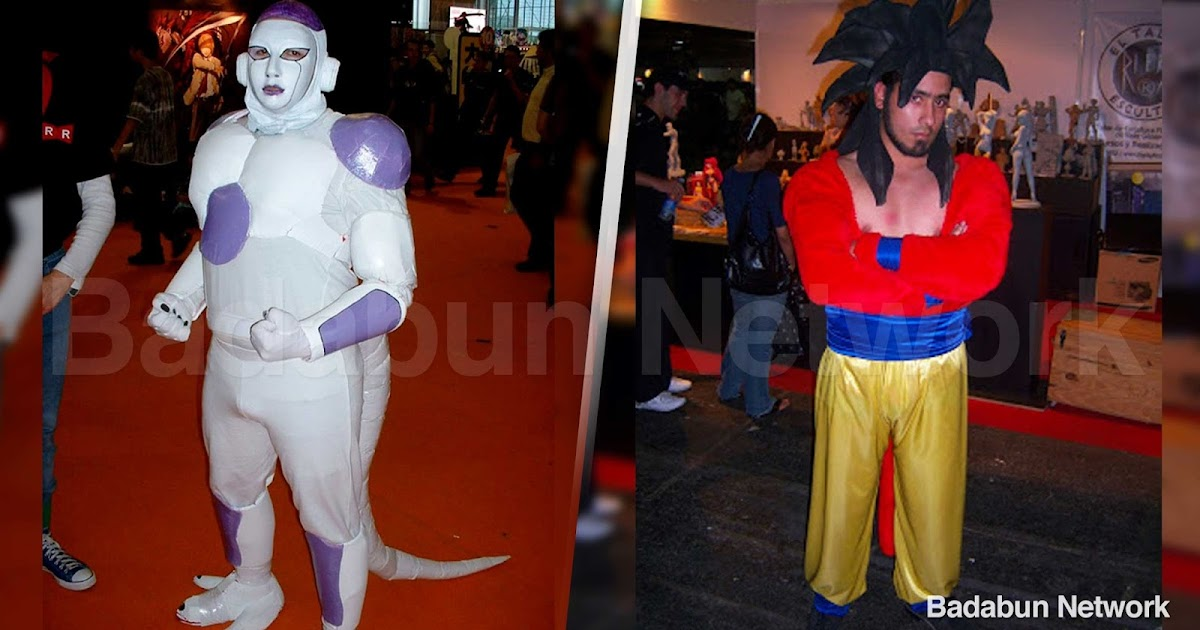anime cosplay dragon ball GALERÍA ENTRETENIMIENTO LOL