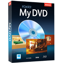 Download Roxio MyDVD v2.0.1.33 Full version