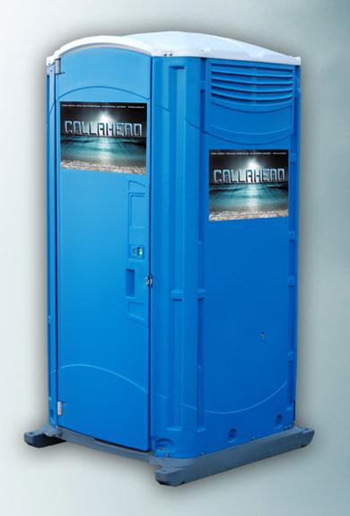 Flush Services Portable Toilet: Portable Toilet