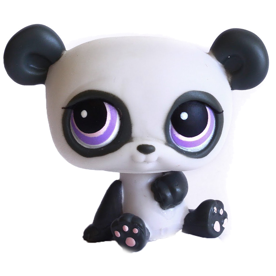 Littlest Pet Shop Multi Packs Panda 89 Pet Lps Merch