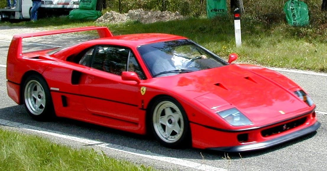 Autos Inolvidables Ferrari F40 Video Monkey Motor