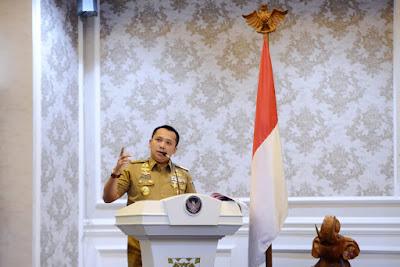Gubernur M.Ridho Ficardo Paparkan Capaian Pembangunan Provinsi Lampung Tahun 2018