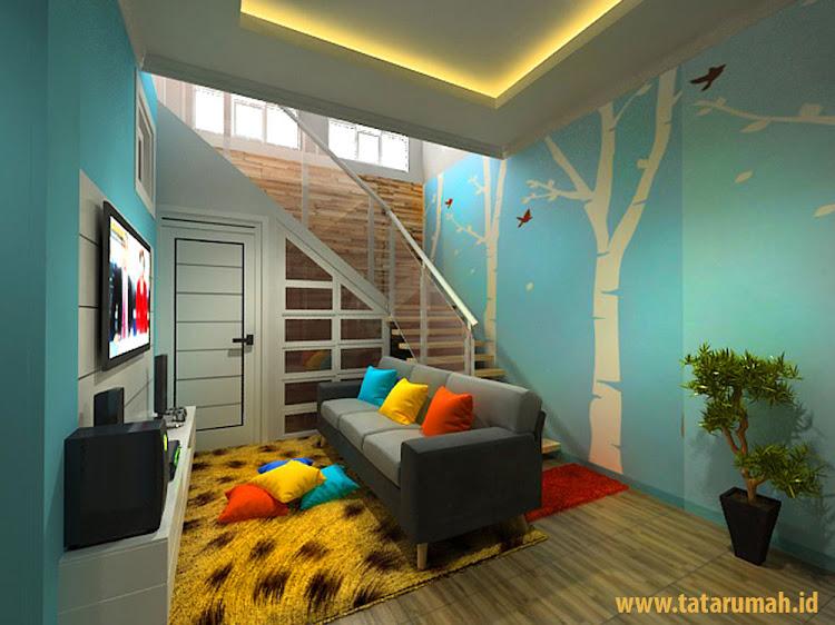 renovasi rumah 2 lantai