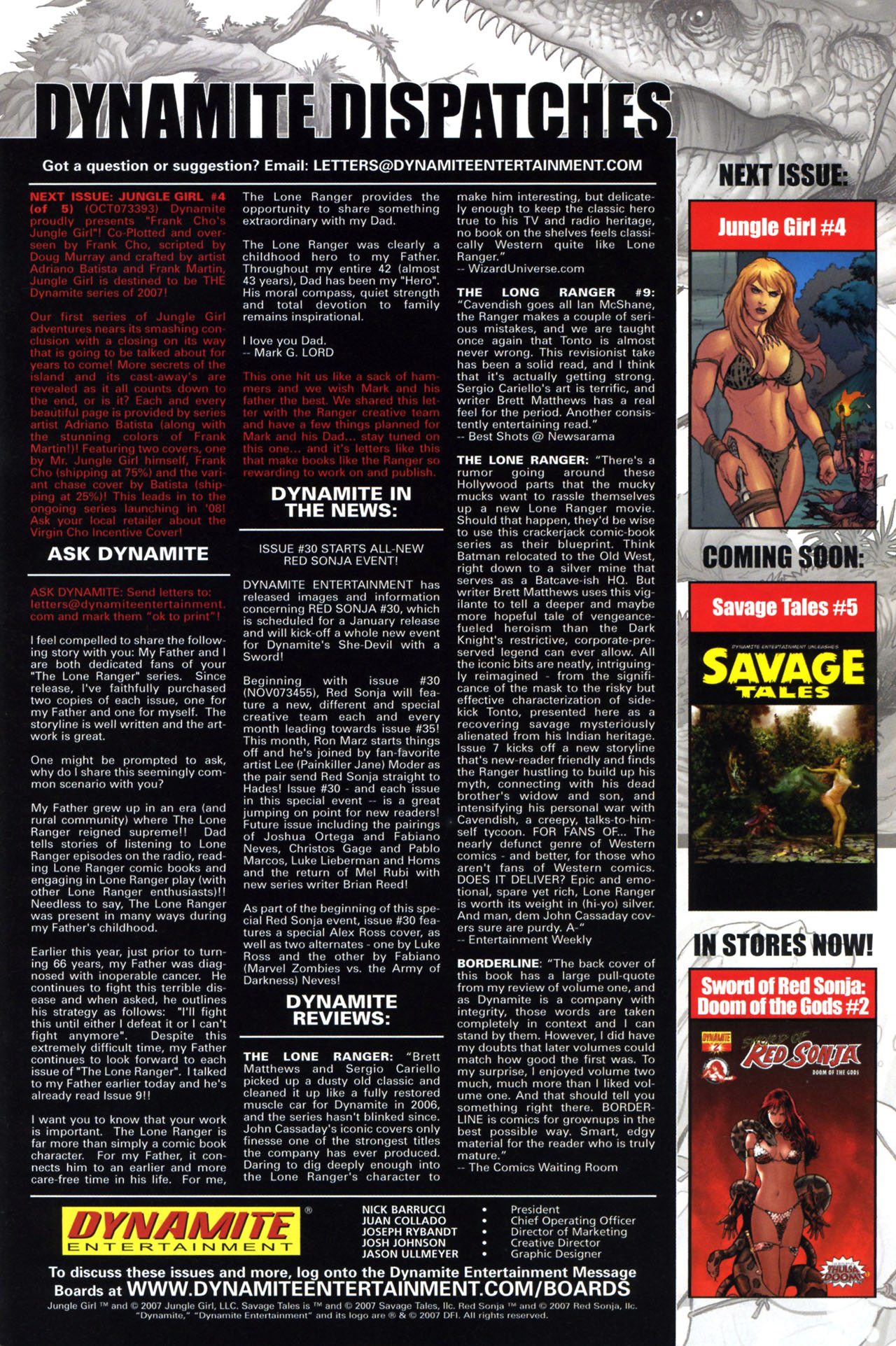 Read online Jungle Girl comic -  Issue #3 - 26
