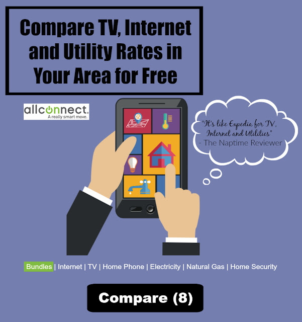 compare tv and internet rates in your area