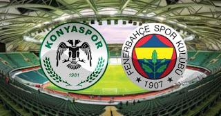 Atiker Konyaspor - Fenerbahçe Canli Maç İzle 16 Eylül 2018