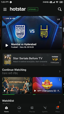 Download Hotstar Premium Mod Latest