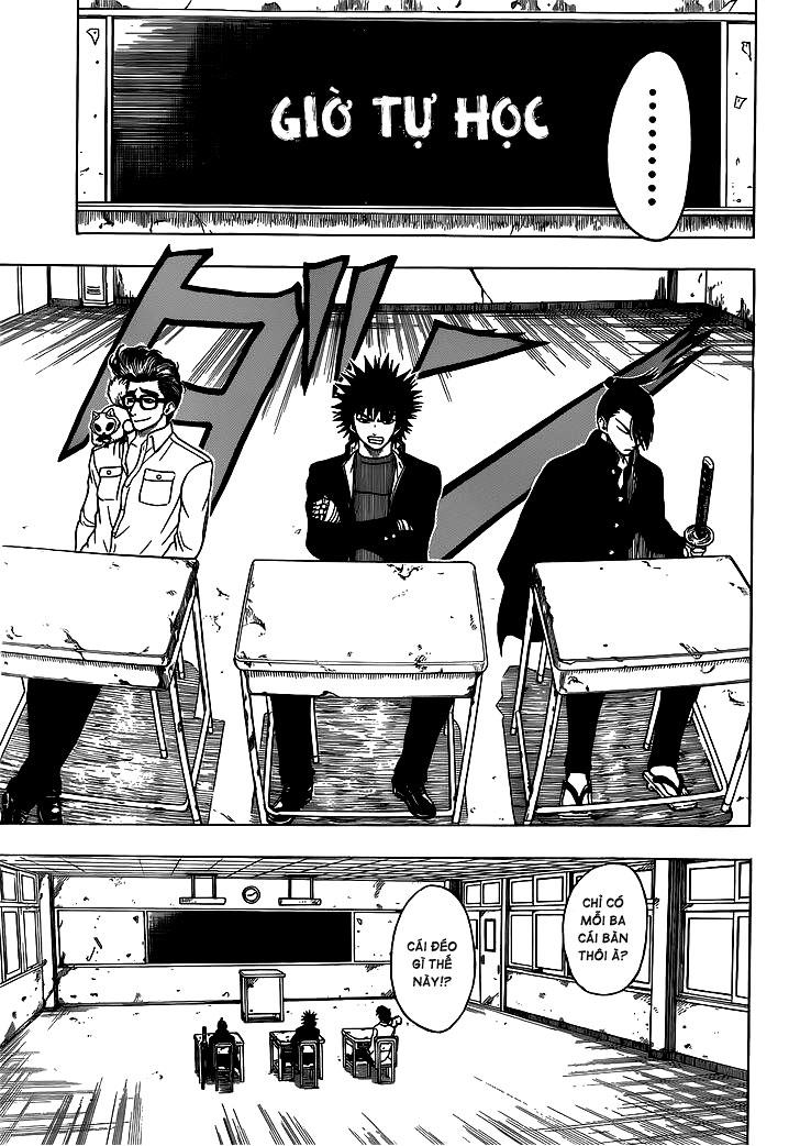 Takamagahara chap 11 trang 16