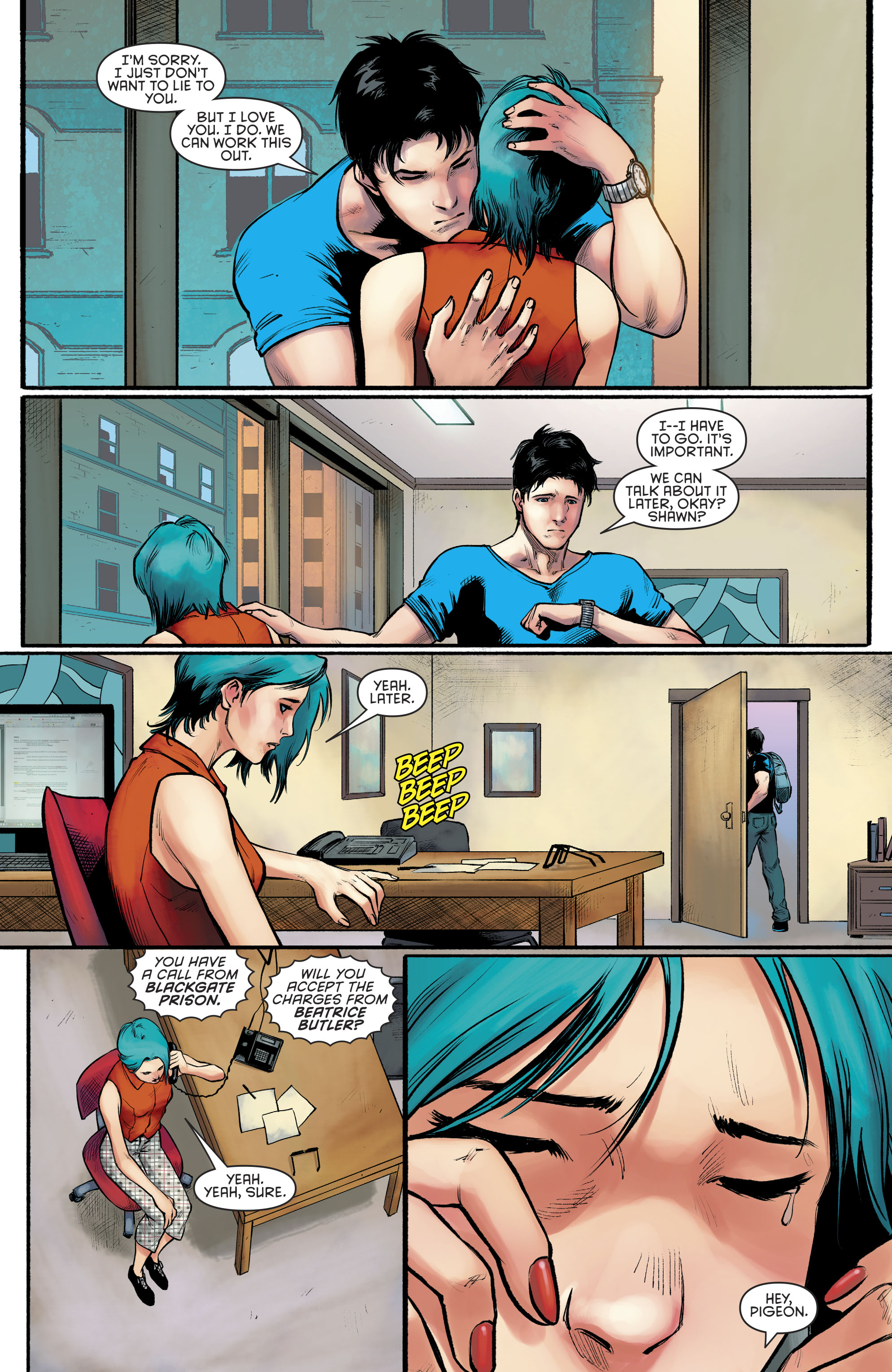 Read online Nightwing (2016) comic -  Issue #23 - 18