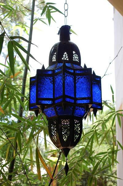 moroccan decor: moroccan lanterns and lamps part 10