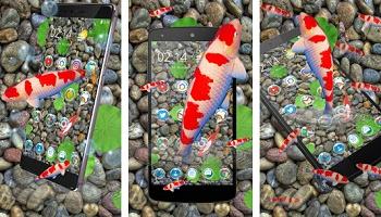 aplikasi android tema animasi ikan
