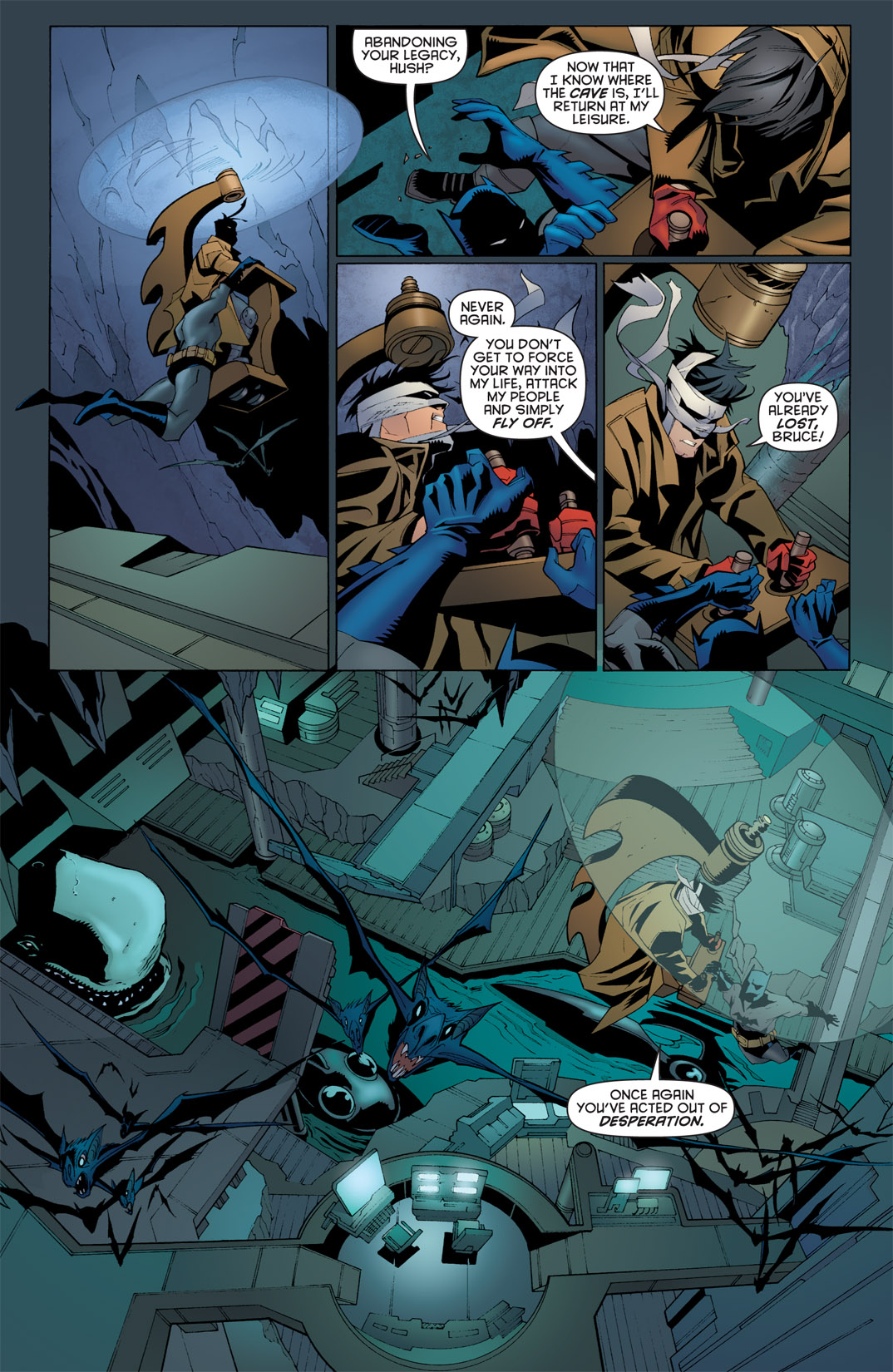Detective Comics (1937) 850 Page 26