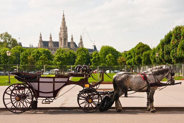 Passeios românticos em Viena | Áustria