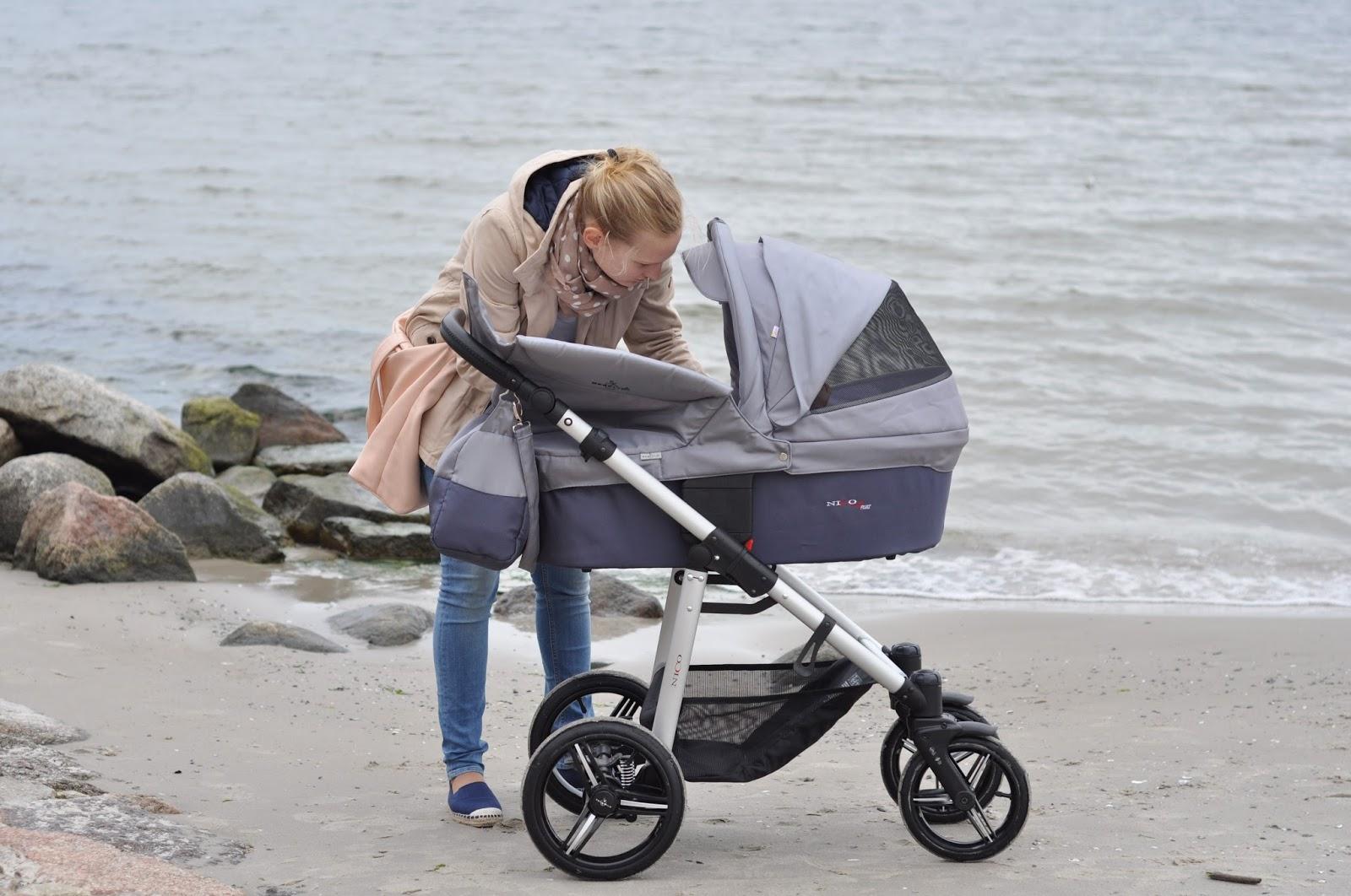 Bebetto Nico Plus gondola jaki wózek kupić dla dziecka