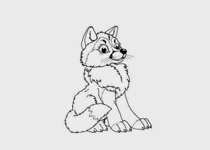 baby wolf coloring pages free coloring pages and coloring books