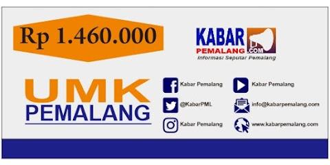 UMK Kabupaten Pemalang dan Wilayah Jawa Tengah
