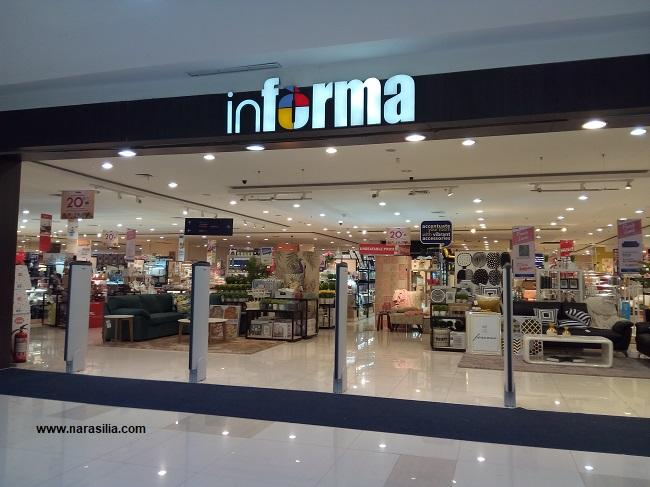 Menggunakan Voucher Belanja di Cibinong City Mall, Ada Apa