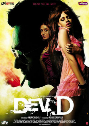 Dev D 2009 BluRay 400MB Hindi Movie 480p Watch Online Full Movie Download bolly4u
