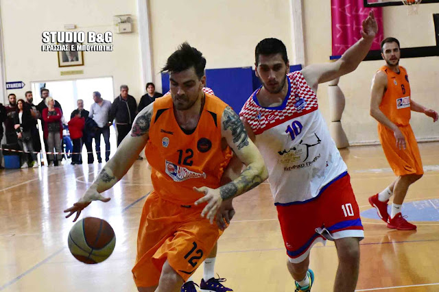 92 - 48 νίκησε ο Οίαξ Ναυπλίου την Ολυμπιάδα Άσσου Λεχαίου
