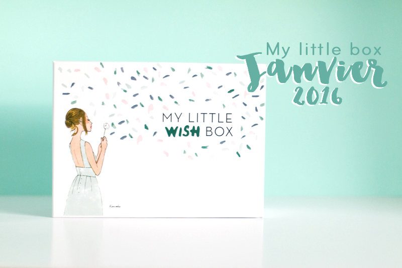 my little wish box janvier 2016