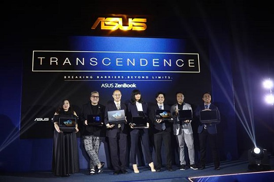 ASUS Introduces Premium ZenBook Lineup at Rajo Laurel Fashion Show