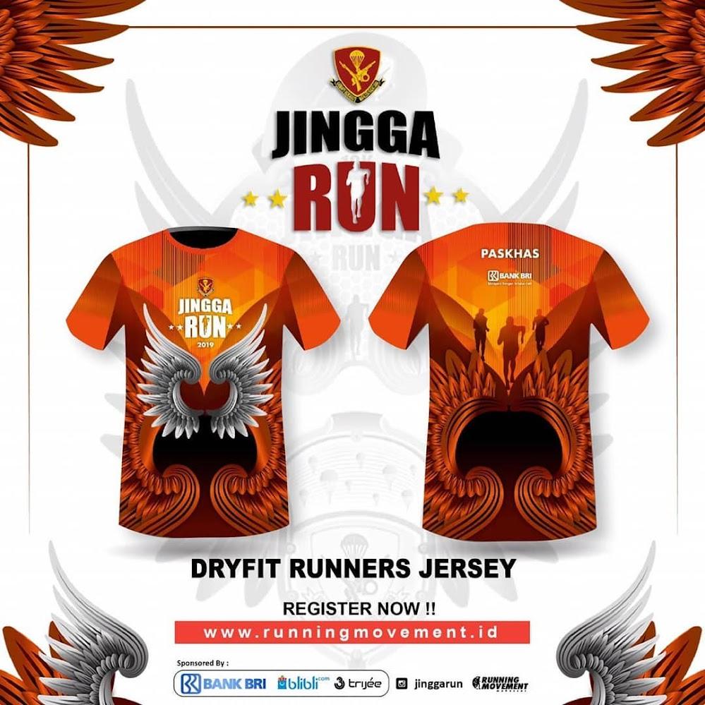 Jingga Run • 2019