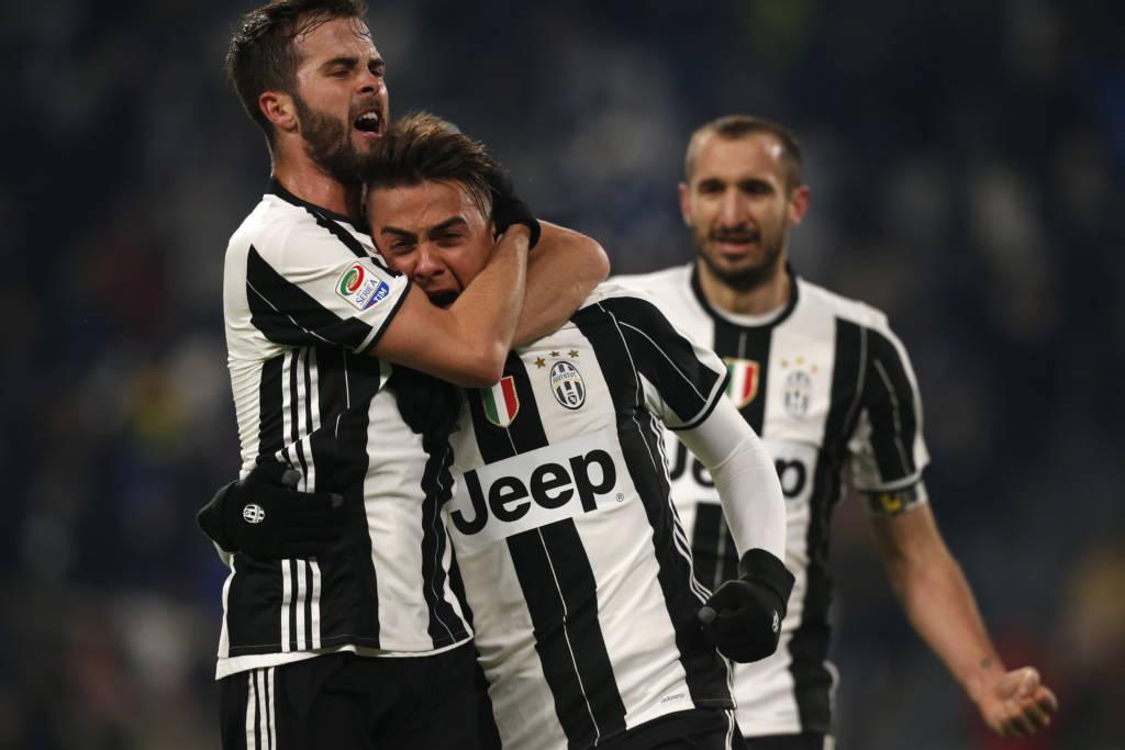 Juventus busca manter hegemonia na Itália (Foto: Marco Bertorello/AFP)