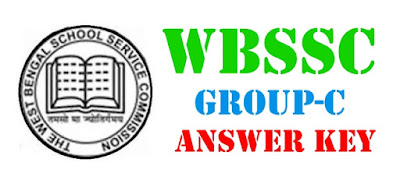 WBSSC Group C Answer Key 2017 Download westbengalssc.com