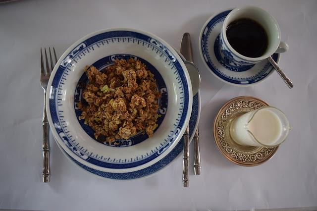 Rachamankha Hotel breakfast