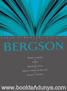 Ali Osman Gündoğan - Bergson (Fikir Mimarları Dizisi 10)