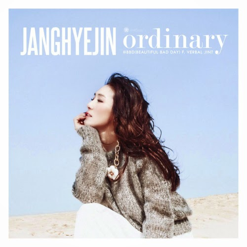 [Single] Jang Hye Jin – Ordinary 0325