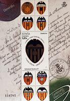 CENTENARIO VALENCIA CLUB DE FÚTBOL